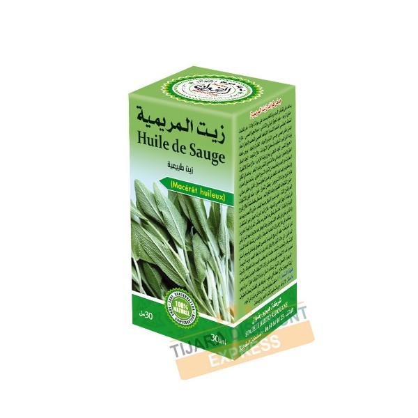 Huile de sauge (30 ml)