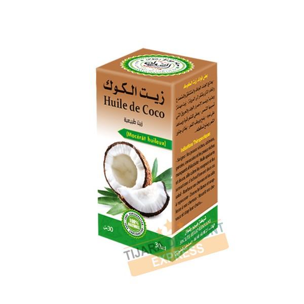 Huile de coco (30 ml)