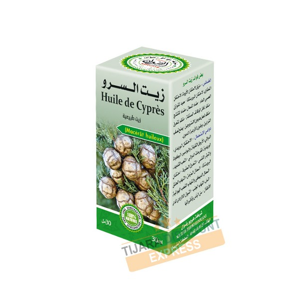 Cypress oil (30 ml)