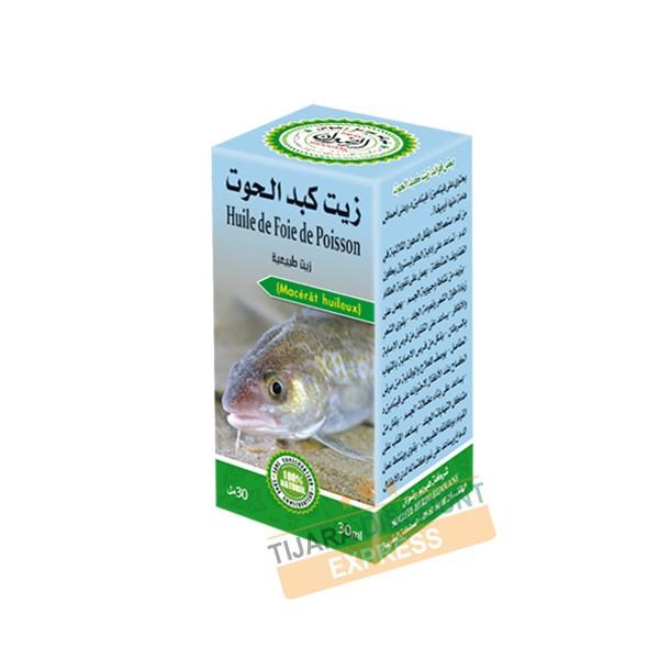 Huile de foie de poisson (30 ml)