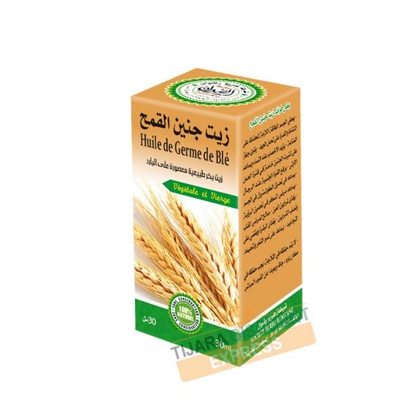 Huile de germe de blé (30 ml)