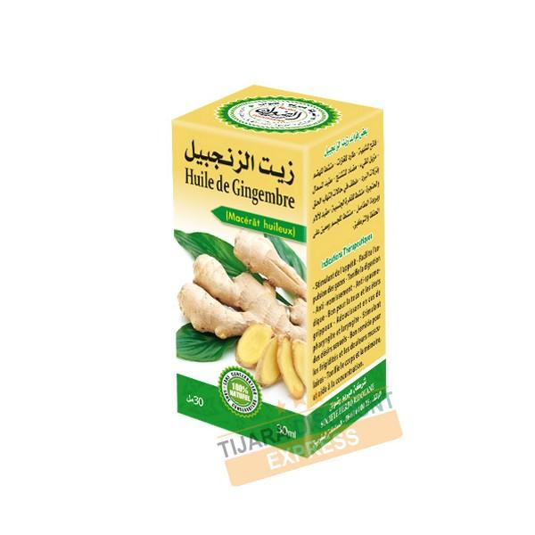 Huile de gingembre (30 ml)