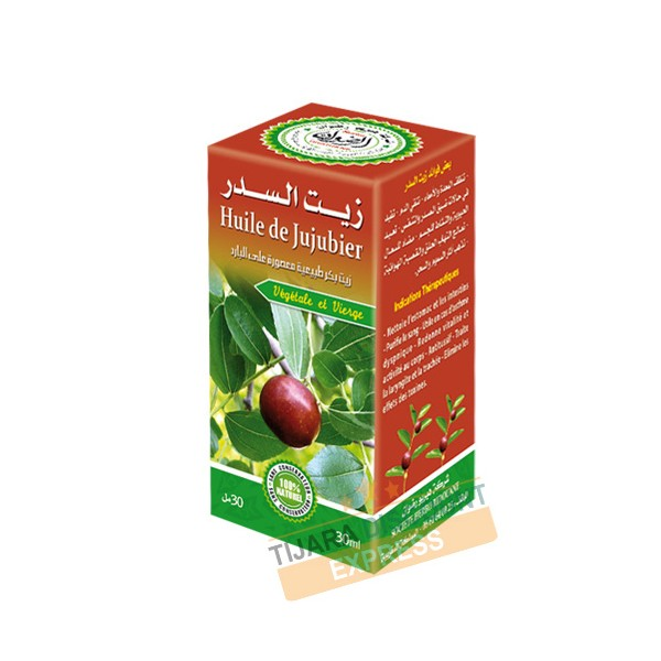 Huile de jujubier (30 ml)