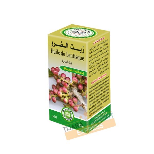 Huile de lentisque (30 ml)