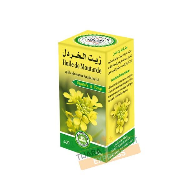 Huile de moutarde (30 ml)