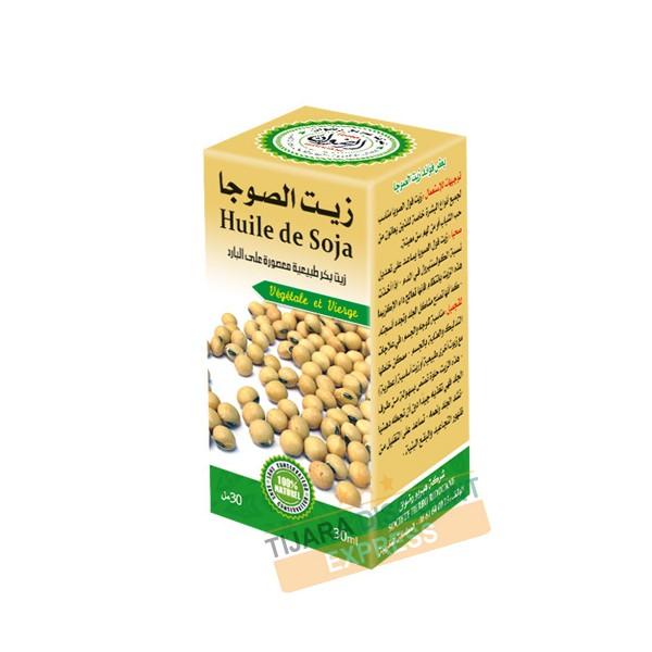 Huile de soja (30 ml)