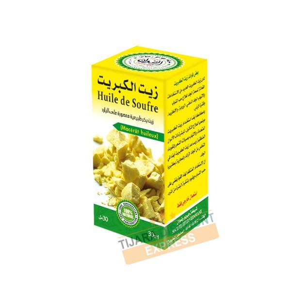 Huile de soufre (30 ml)