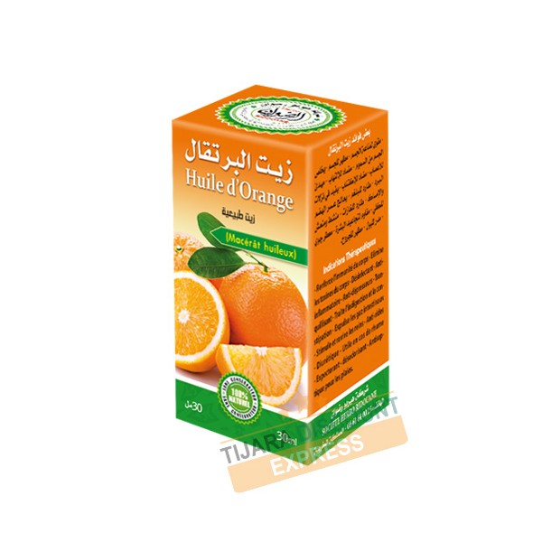 Huile d'orange (30 ml)