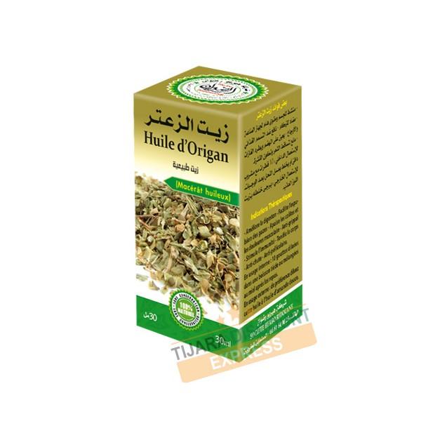 Huile d'origan (30 ml)