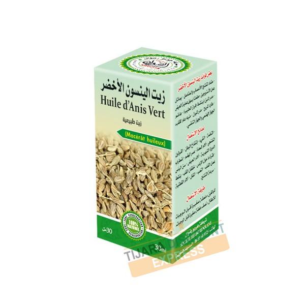 Huile d'anis vert (30 ml)