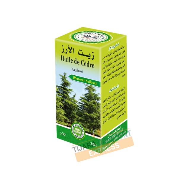 Huile de cedre (30 ml)