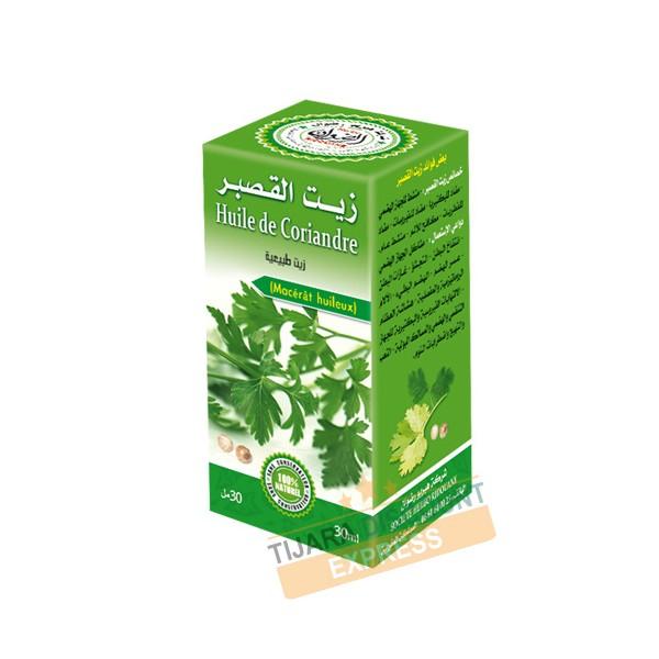 Huile de coriandre (30 ml)