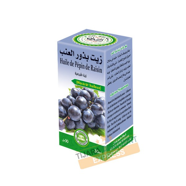 Grape seed oil (30ml)