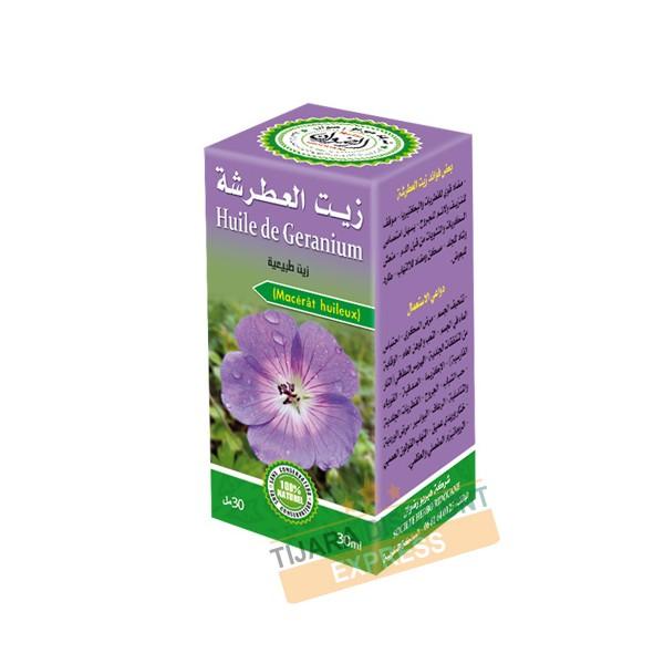 Huile de geranium (30 ml)