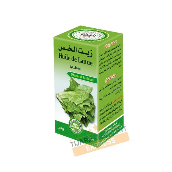 Huile de laitue (30 ml)