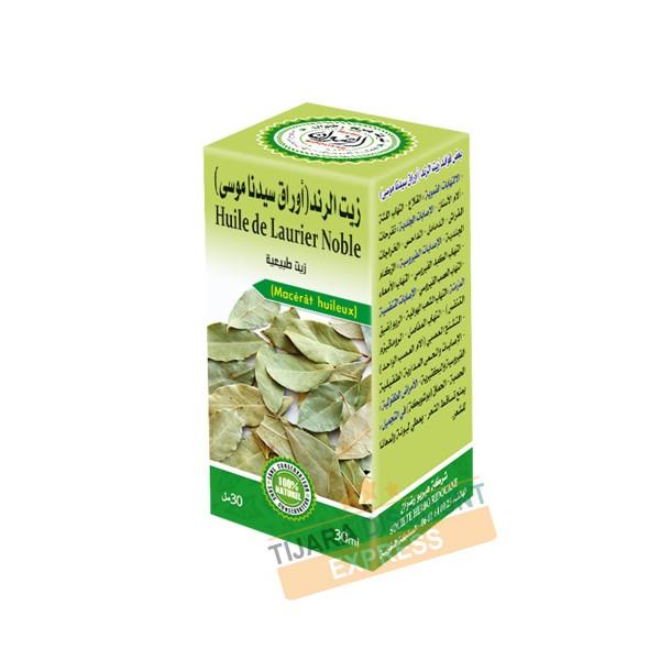 Huile de feuilles de laurier noble (30 ml)