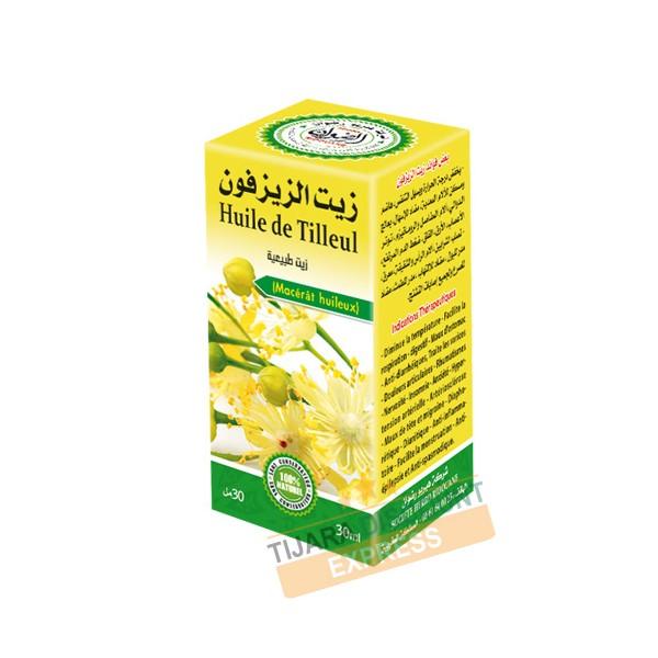 Huile de tilleul (30 ml)