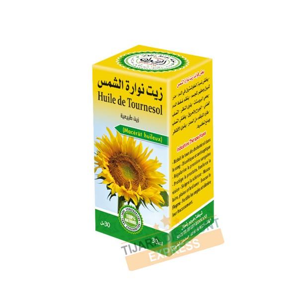 Huile de tournesol (30 ml)
