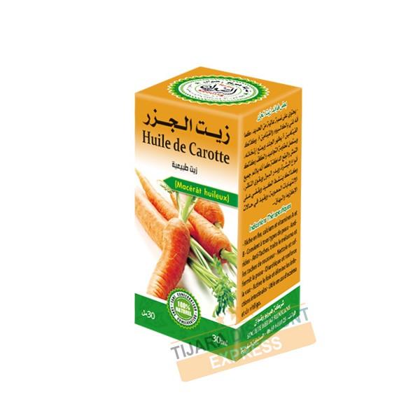 Huile de carotte (30 ml)