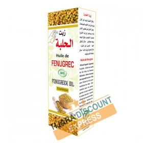 Huile de fenugrec (120 ml)