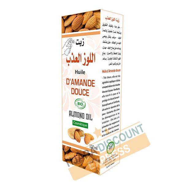 Sweet almond oil (30 ml)