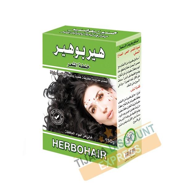 Cheveux herbes