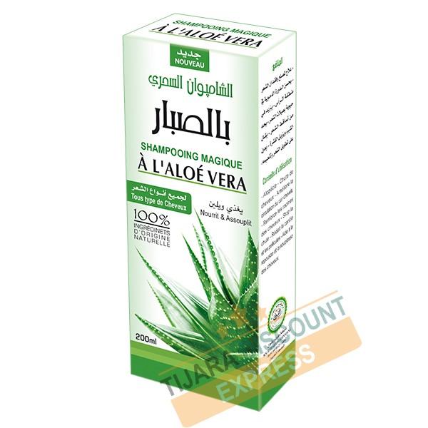 Aloe vera magic shampoo