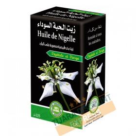 Huile de nigelle (125 ml)