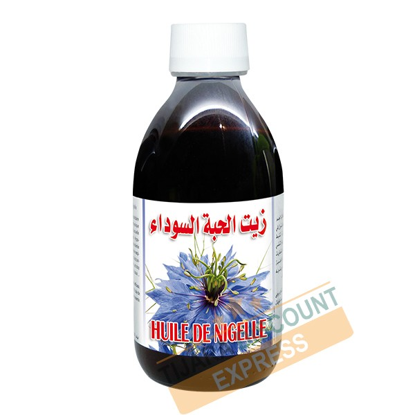 Huile de nigelle (250 ml)