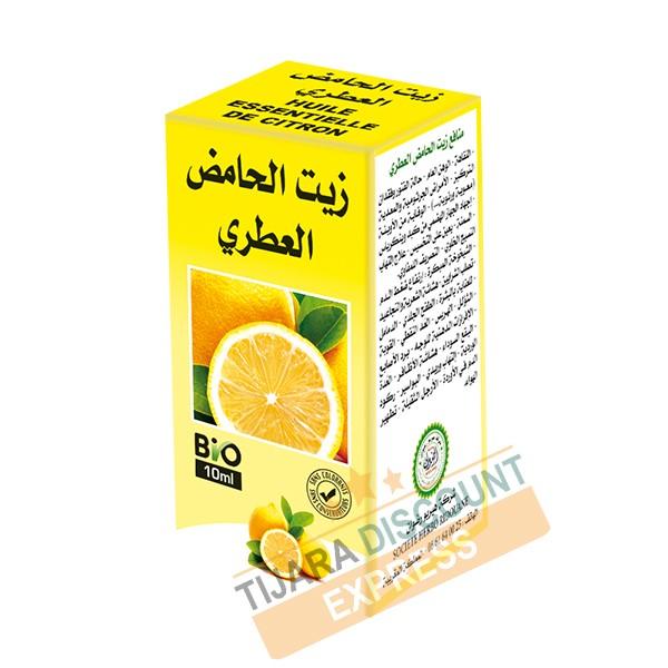 Huile essentielle de citron (30 ml)