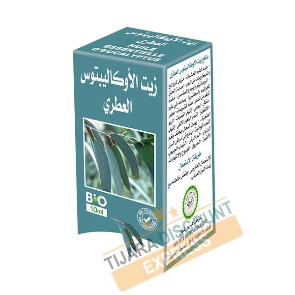 Huile essentielle d'eucalyptus (10 ml)
