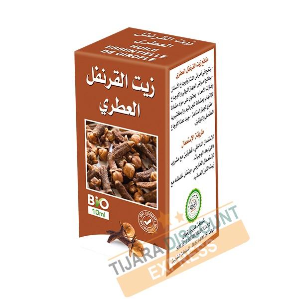 Huile essentielle de clous de girofle (10 ml)
