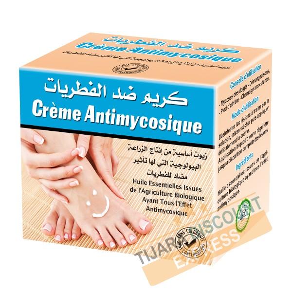 Antimycotic cream