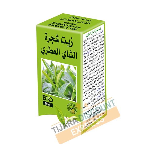 Huile essentielle d'arbre à thé (10 ml)