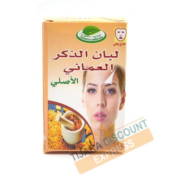 Louban (oliban) cosmétique