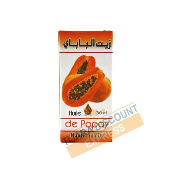 Huile de papay (30 ml)