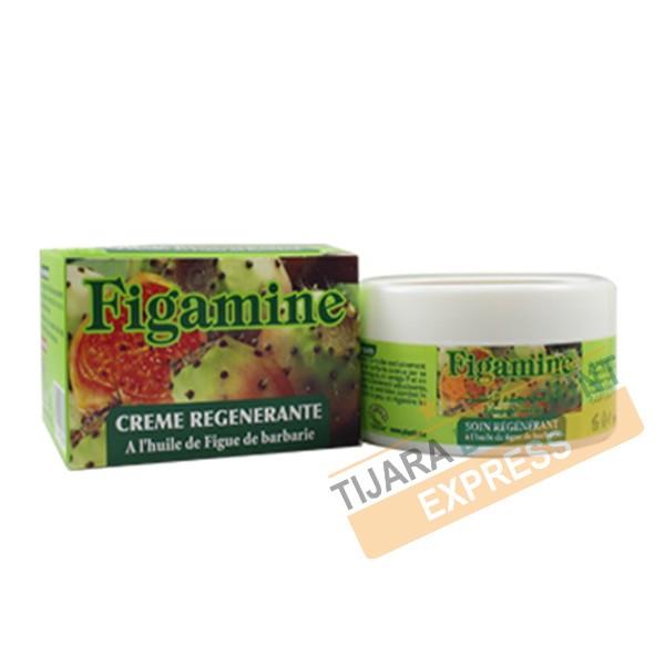 Crème régénérante à l'huile de figue de barbarie