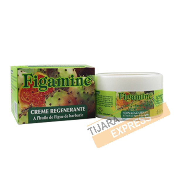 Regenerating Cream with Prickly Pear Oil