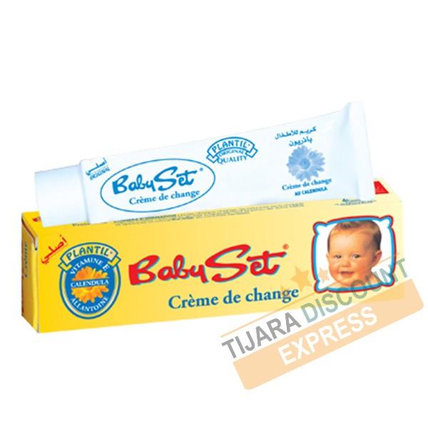 Protection cream baby set