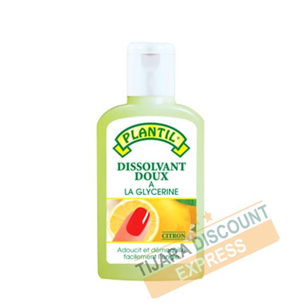 Dissolvant doux citron (60 ml) / Lot de 12