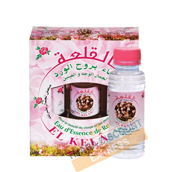 Rose essence water EL KELAA / Lot of 3