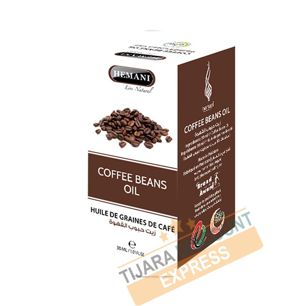 Coffee beans oil (30 ml)
