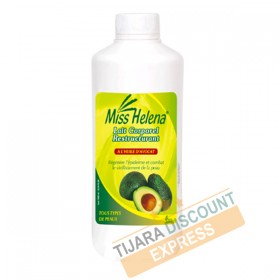 Restructuring body milk with avocado oil (1L)