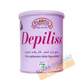 Depiliss lukewarm fat-soluble depilatory wax 800 ml - Avocado