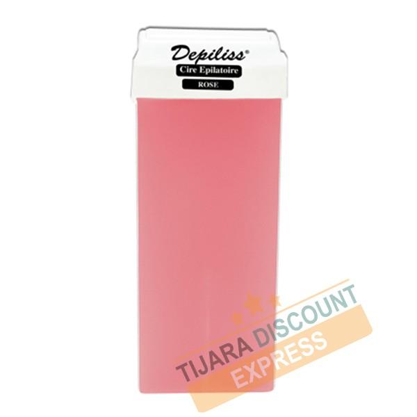 Cire épilatoire rose (100 ml)