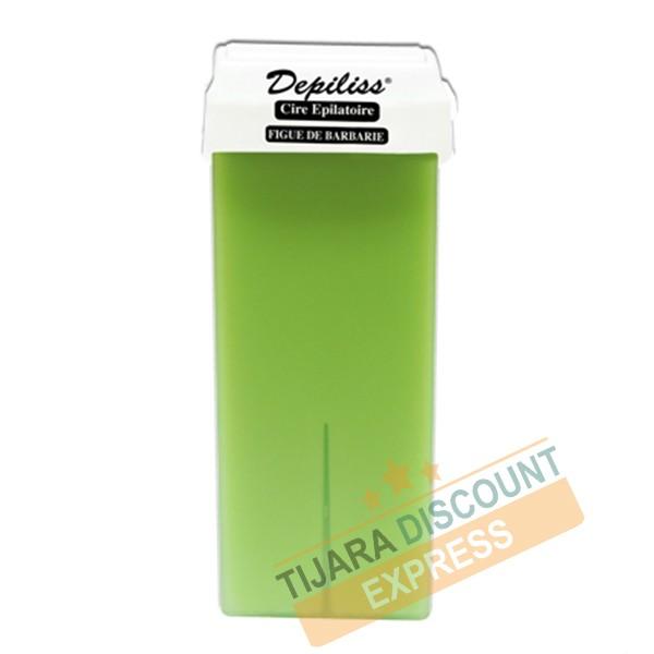 Cire épilatoire à l'huile de figue de barbarie (100 ml)