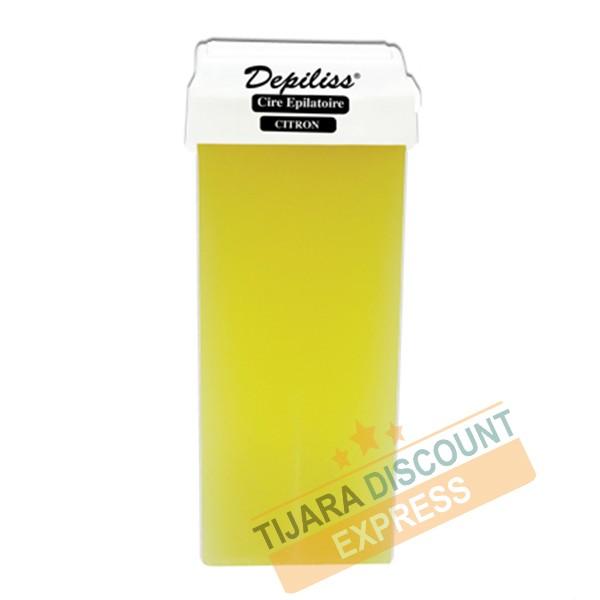 Cire épilatoire citron (100 ml)