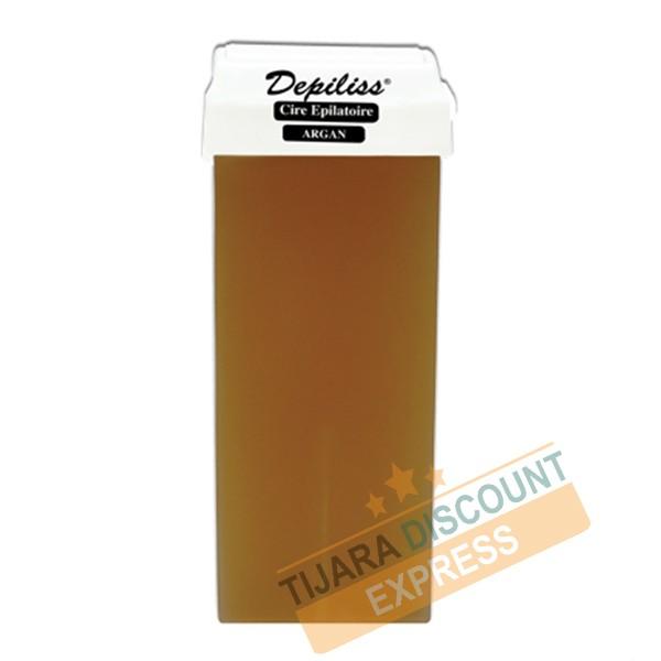 Depiliss depilatory wax with argan oil (100 ml)