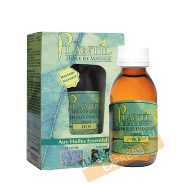 Back massage oil
