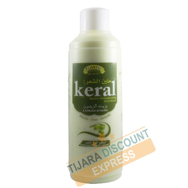 Hair conditioner with olive oil 1L